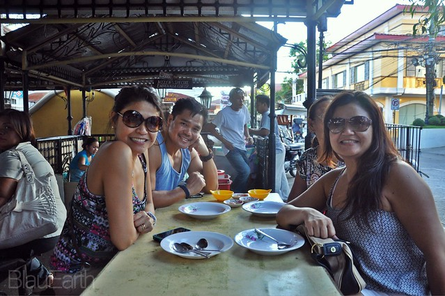 Vigan Tourists