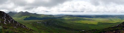 park ireland panorama mountain nationalpark sony diamond national connemara 2014 diamondmountain a700 5exp 5ex connemaranationalpark dslra700