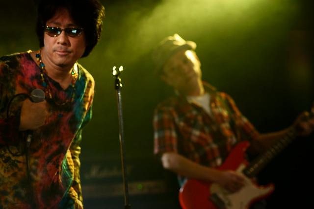 FLEA live at Outbreak, Tokyo, 18 Jan 2015. 098
