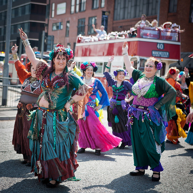 St George's Day Parade 2014
