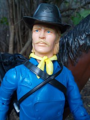 Marx Toys, George Armstrong Custer