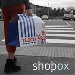 Rob Aitken, shopbox