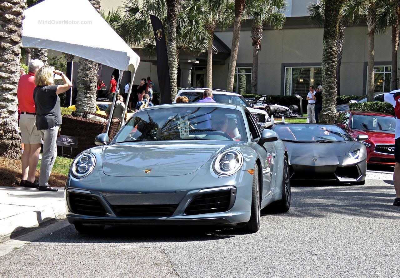 Porsche 991.2 Carrera S Turbo Review 6