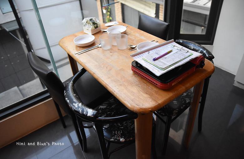台中韓式料理一中街求求辣年糕菜單價位11