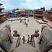 Bhaktapur, Nepal, a UNESCO World Heritage Site