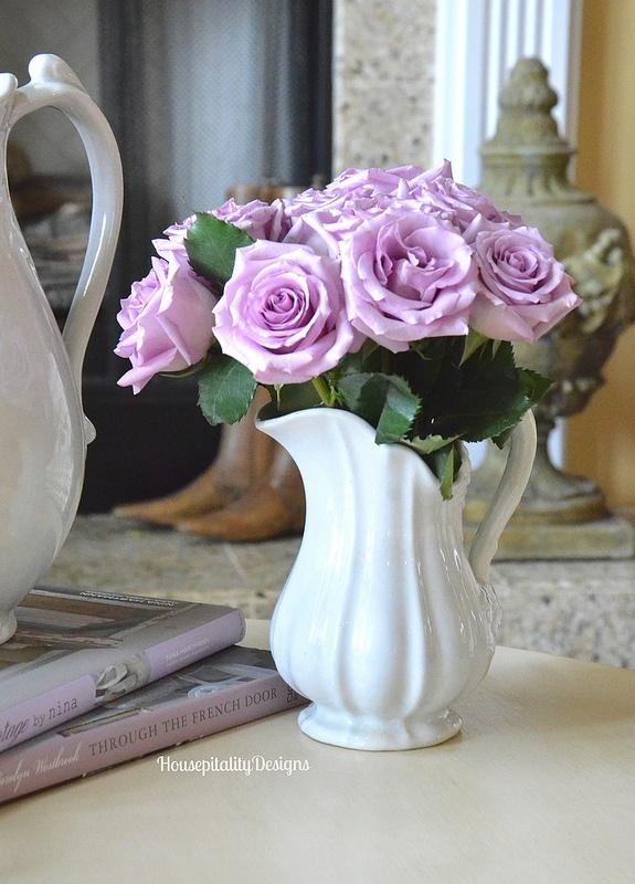 Lavender Roses - Housepitality Designs