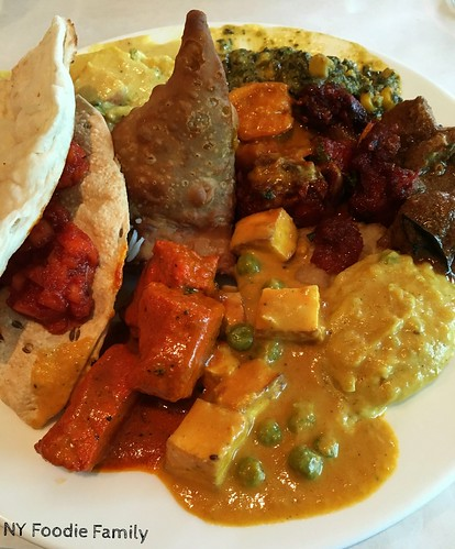 Indian Food Lunch