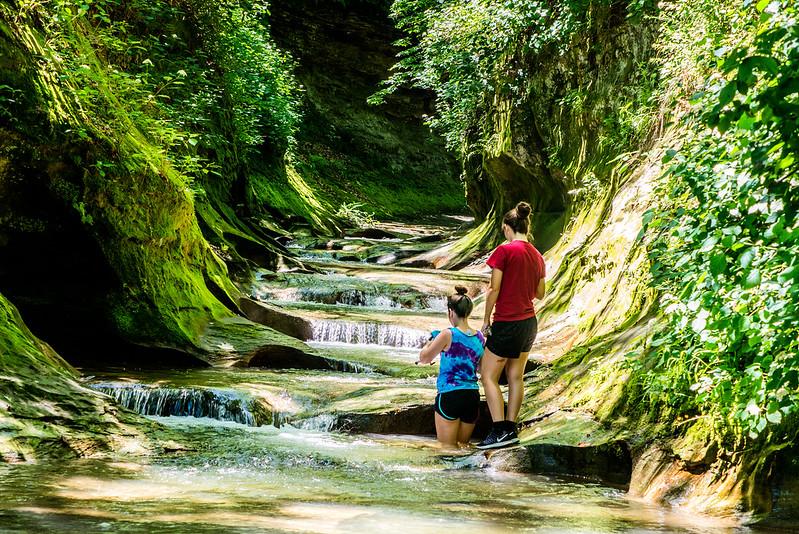 Fall Creek Gorge Preserve - June 29, 2016