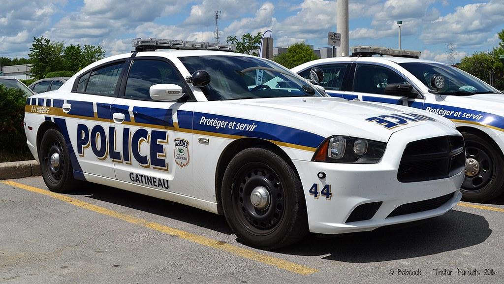 Gatineau, Québec Police - 2013 Dodge Charger | Unit 44 ...