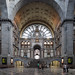 Antwerp Central Station by metroblossom