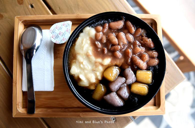 台中一中街霜府美食冰品小吃豆花仙草雪花冰抹茶珍奶39
