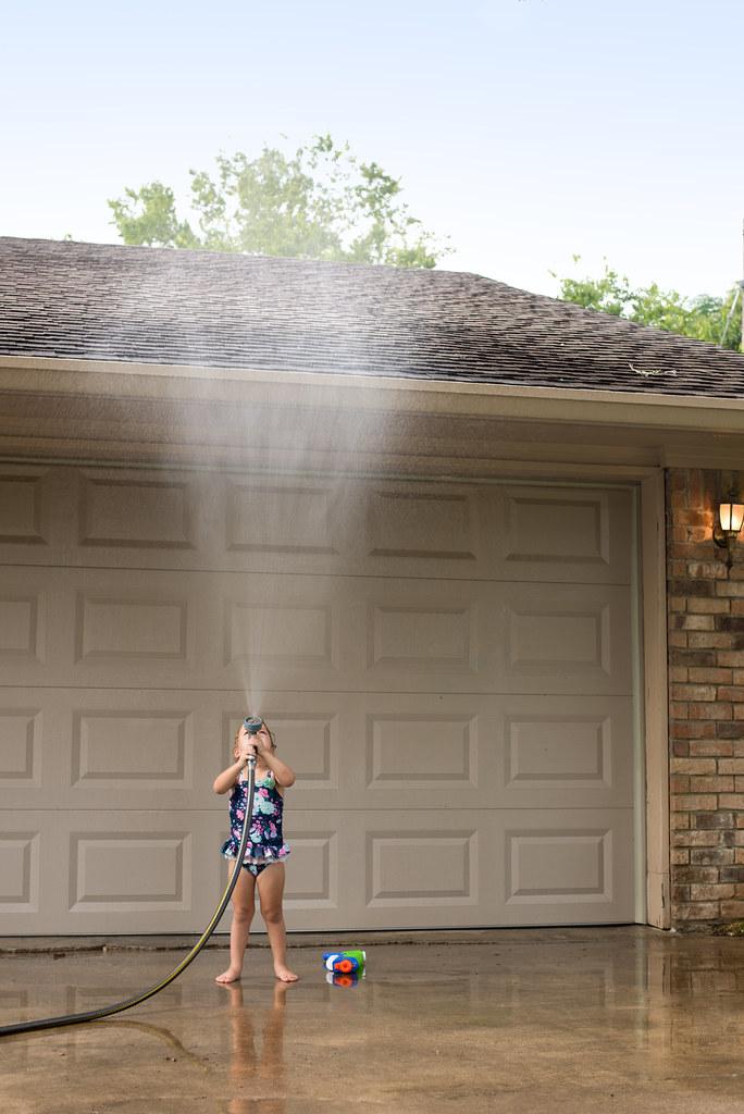 Making Rain in Texas