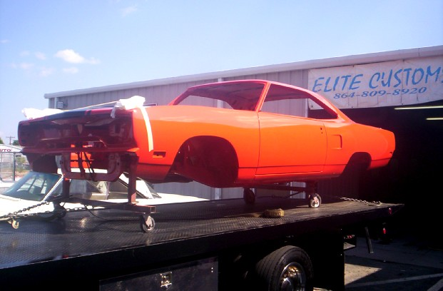 1970 Plymouth Roadrunner - Hodge Restorations