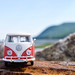 VW by mountains and by sea by le cabri