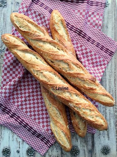 Stokbrood met desem