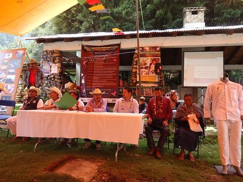 3a Feria del Hongo Tlahuica 2016. Lagunas de Zempoala. Actividades