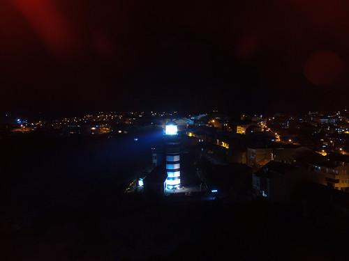 Şile világítótorony (ez az a Viálgítótorony) a világítós i(tenger) irányból