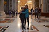 The Kids In St. Peter's Basilica On Easter Sunday