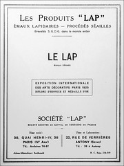 Le Lap (Maison des Arts, Antony)