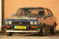race car, automobile, vehicle, ford capri, ford, sedan, classic car, land vehicle, coupã©, sports car,