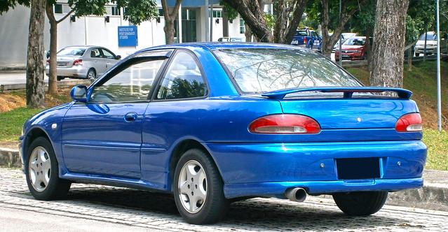 Photo:1999 Proton Putra 1.8 EXi DOHC By Aero7MY