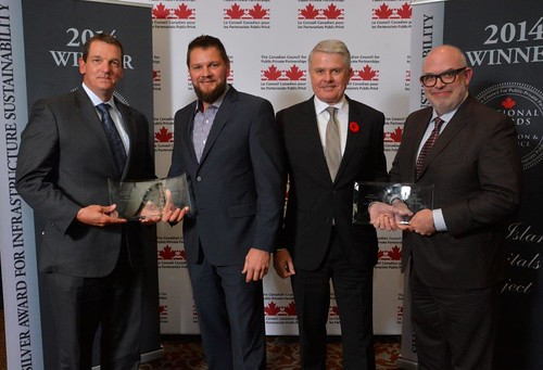 North Island Hospitals Project wins award for innovation and excellence