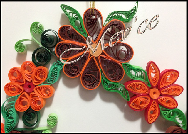 quilled wreath3