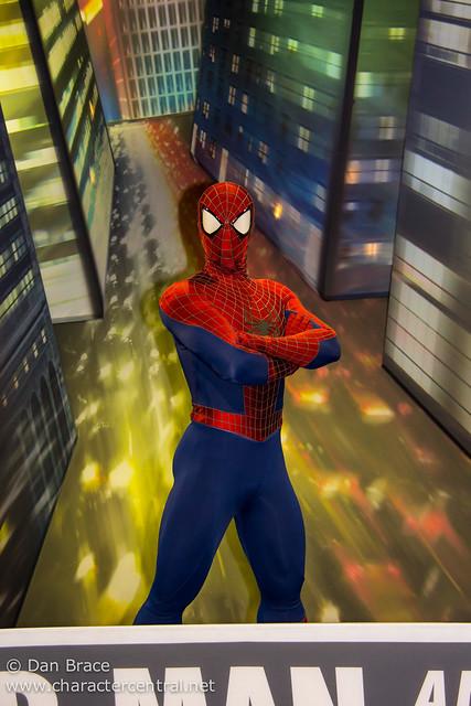 Meeting Spider-Man