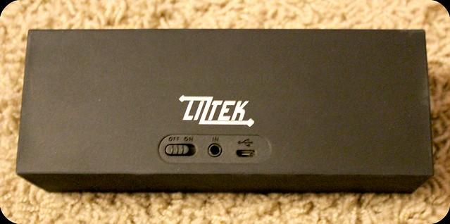 Liztek PSS-100 back