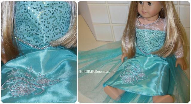 Frozen Inspired Elsa Dress