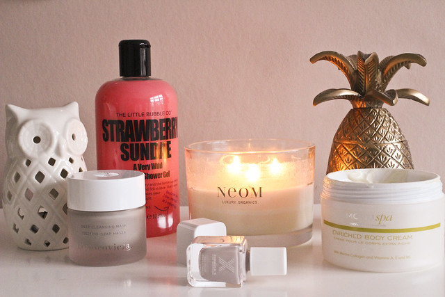 pamper products