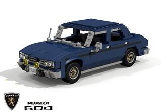 Peugeot 504 Berline (1968)