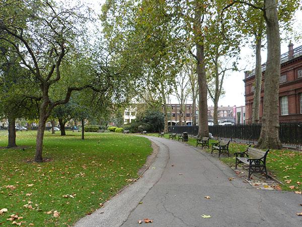 parc bethnal green