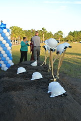 City Hall Groundbreaking 2014