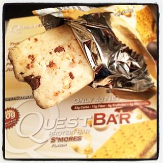 Quest S'mores bar