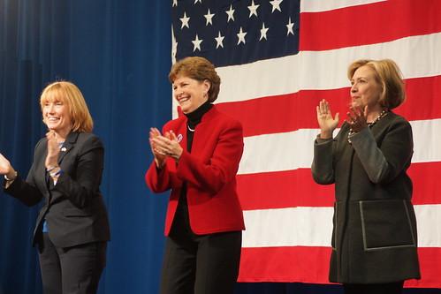Hassah, Shaheen, Hillary