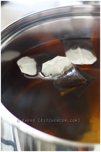 Calamantea (Calamansi Iced Tea)