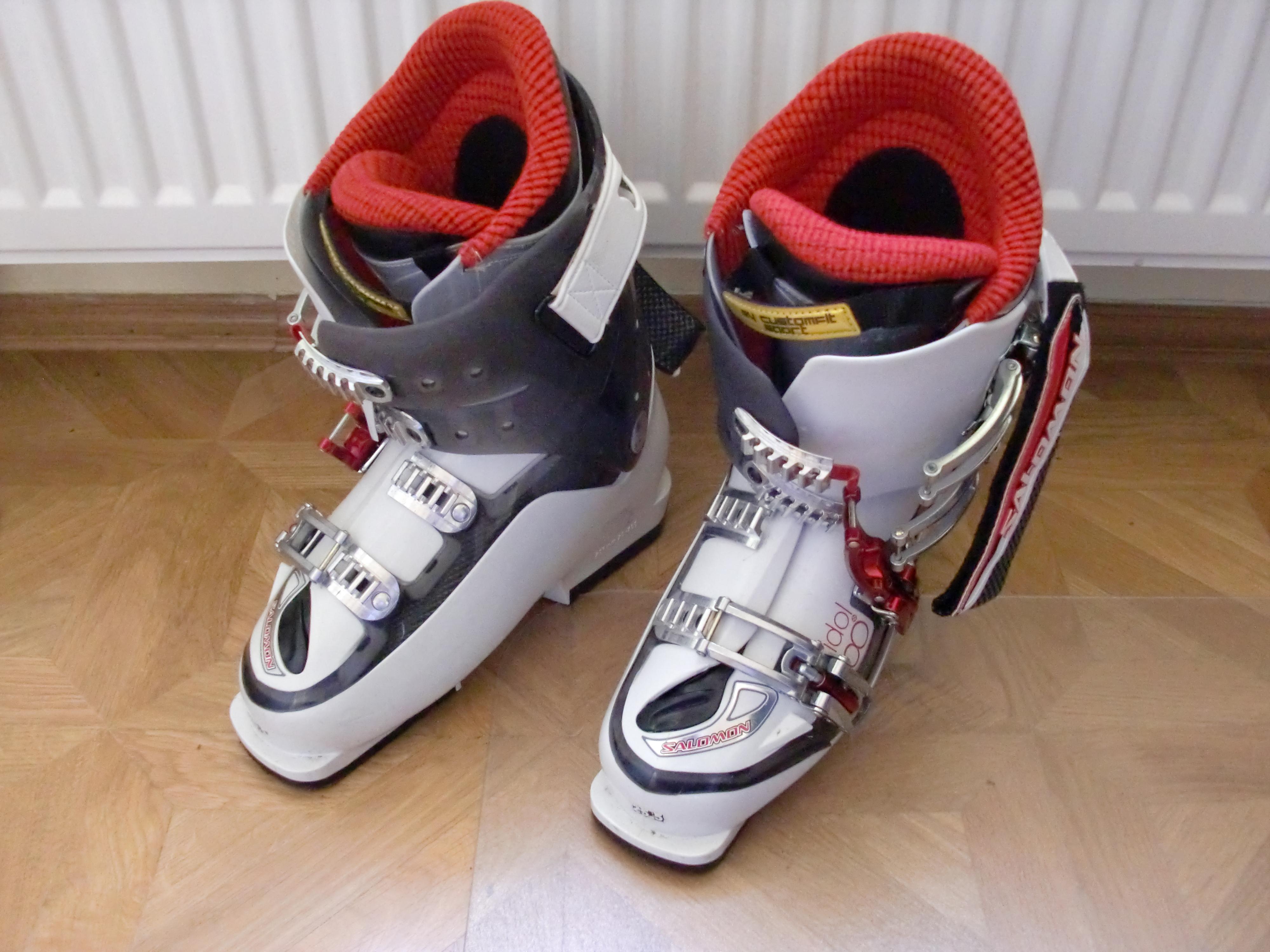 2d2e29e64c7 Dámské Lyžařské boty Salomon - Bazar - SNOW.CZ
