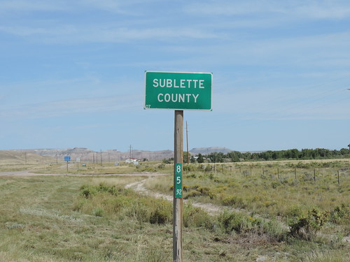 Sublette County Line