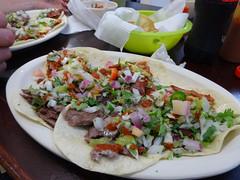 meal, lunch, breakfast, salad, flatbread, taco, meat, food, dish, cuisine,