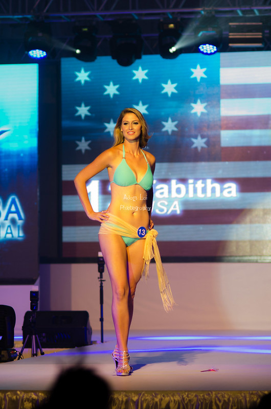 Miss Scuba International 2014 - Tabitha Eleanor Lipkin
