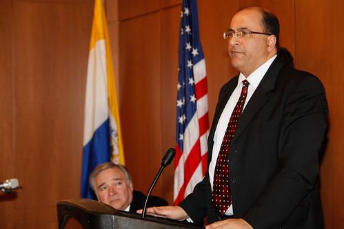 Ambassador Ido Aharoni