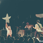 Blonde Redhead // Music Hall of Williamsburg photographed by Chad Kamenshine
