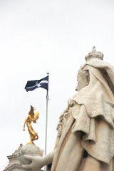 Queen Victoria and Eureka Flag - Eureka160-IMG_9428