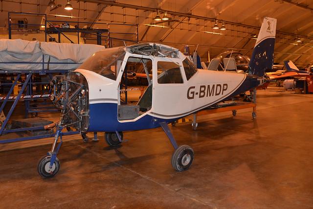 G-BMDP Partenavia P64B Oscar 200