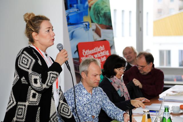 Konferenz zu Mietpreisbremse in Berlin