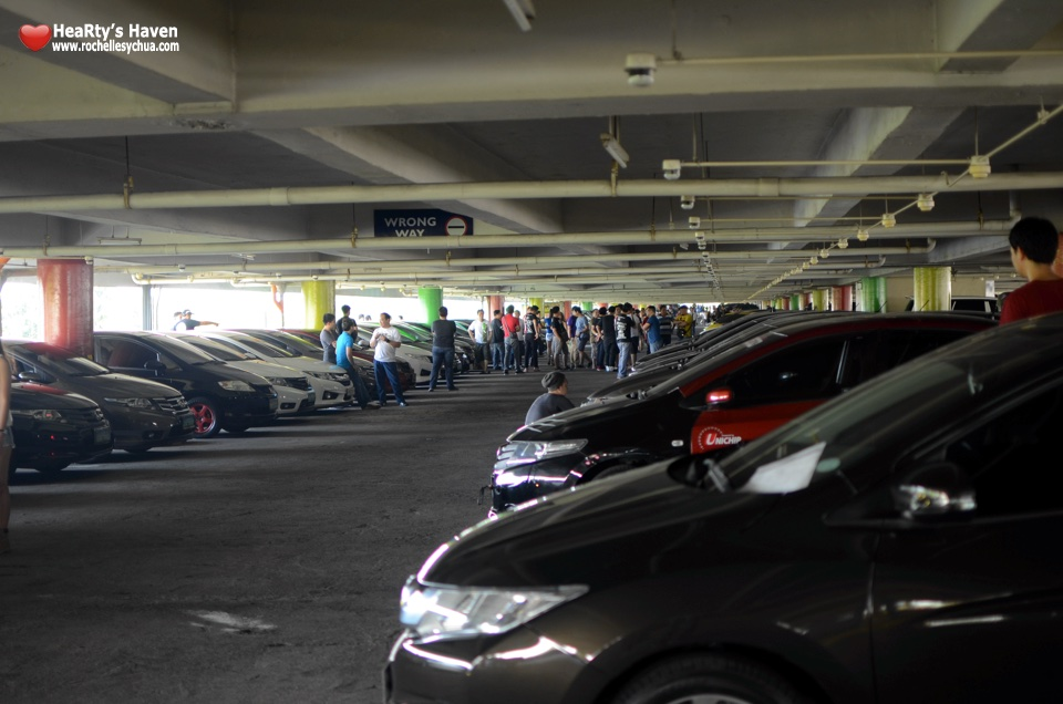 Honda Fun Run North Edsa Gathering