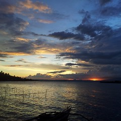 Panguil Bay #sunset