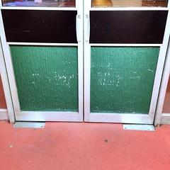 Car park doors