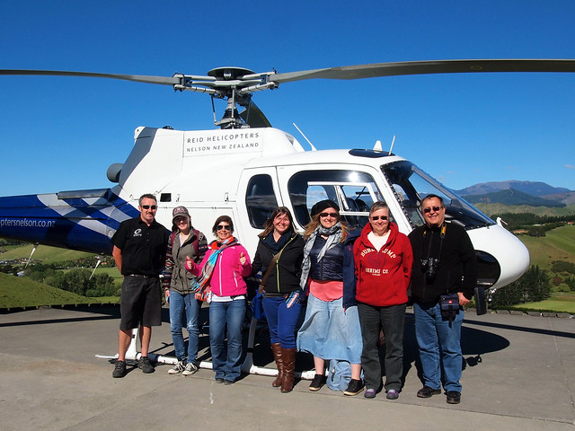 Reid Helicopters tour